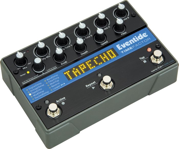 Eventide TimeFactor Stompbox